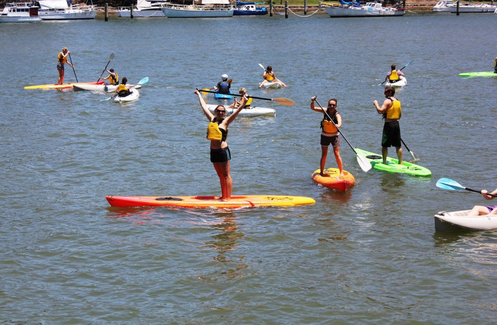 Riverlife Brisbane kayak