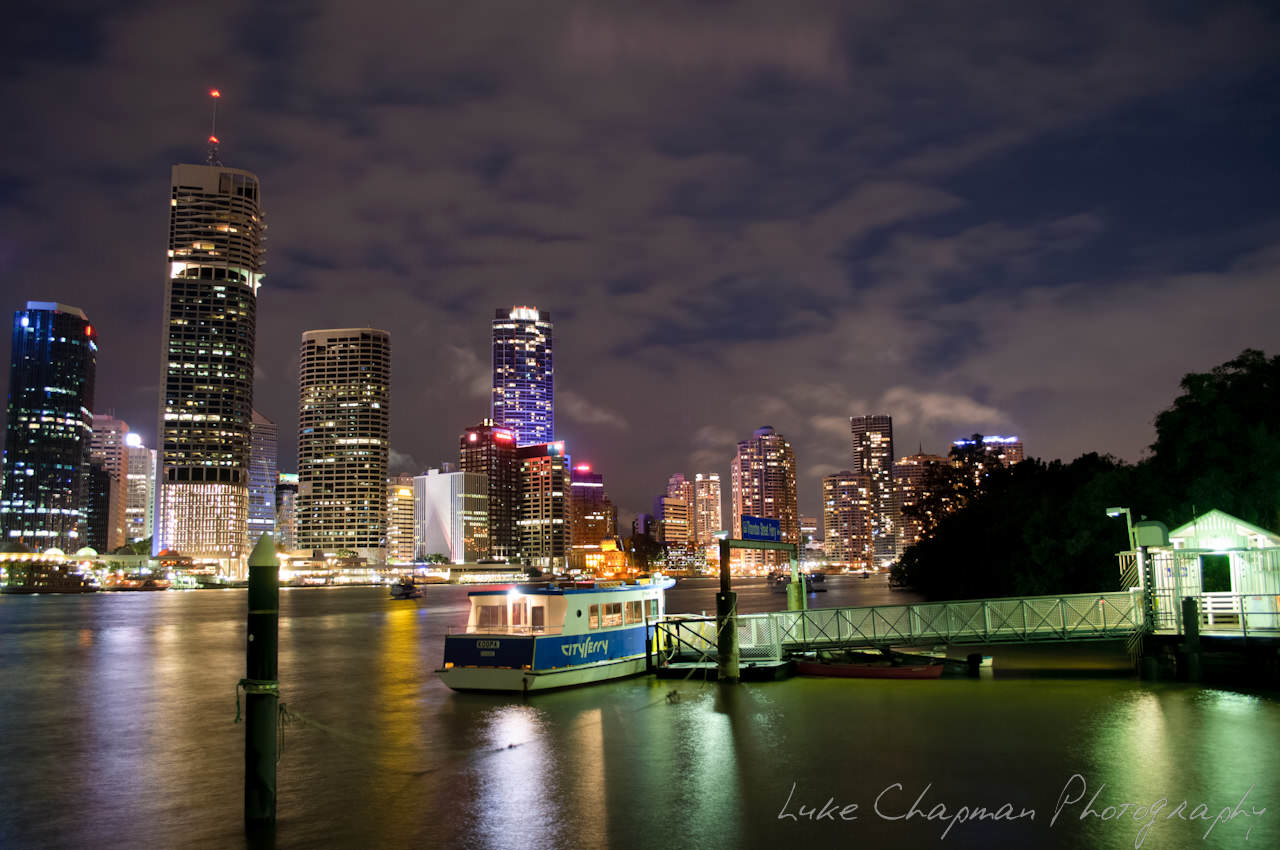 Brisbane River Ferry