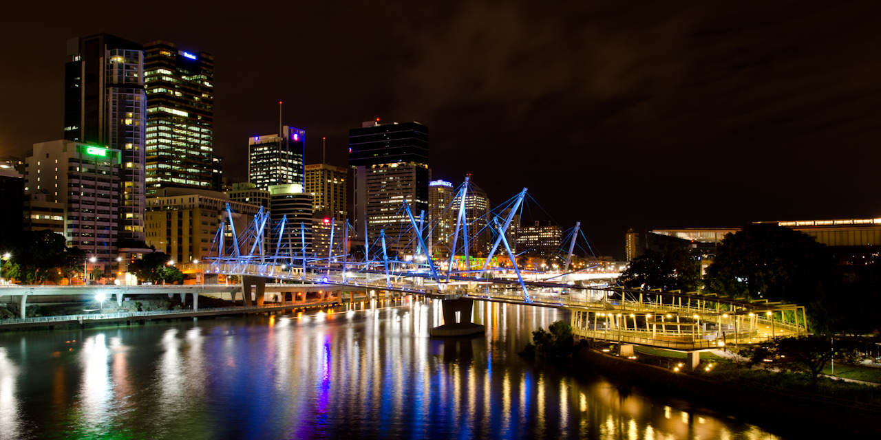 Kurilpa Bridge Brisbane
