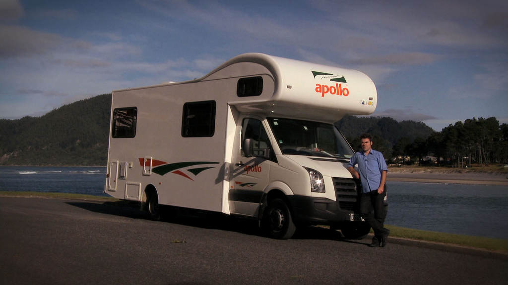 apollo campervan