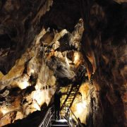 Inside the Jenolan Caves