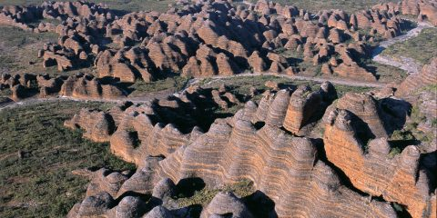 Bungle Bungles (Purnululu National Park)
