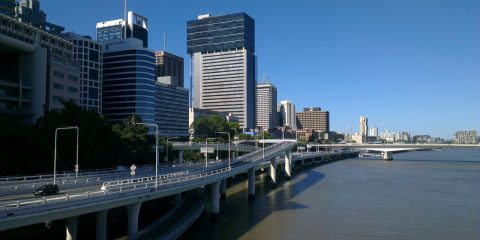 Exploring Brisbane by Bike