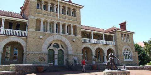 Visiting the Perth Mint